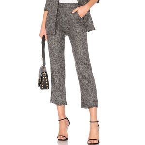 House of Harlow 1960 x Revolve Finley Tweed Pant